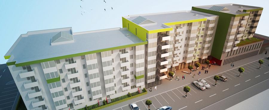 Apartamente noi în Berceni: Ultimul bloc, Maria, aproape de sold out!